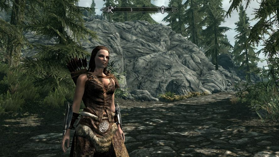 SKYRIM elder scrolls fantasy (40) wallpaper