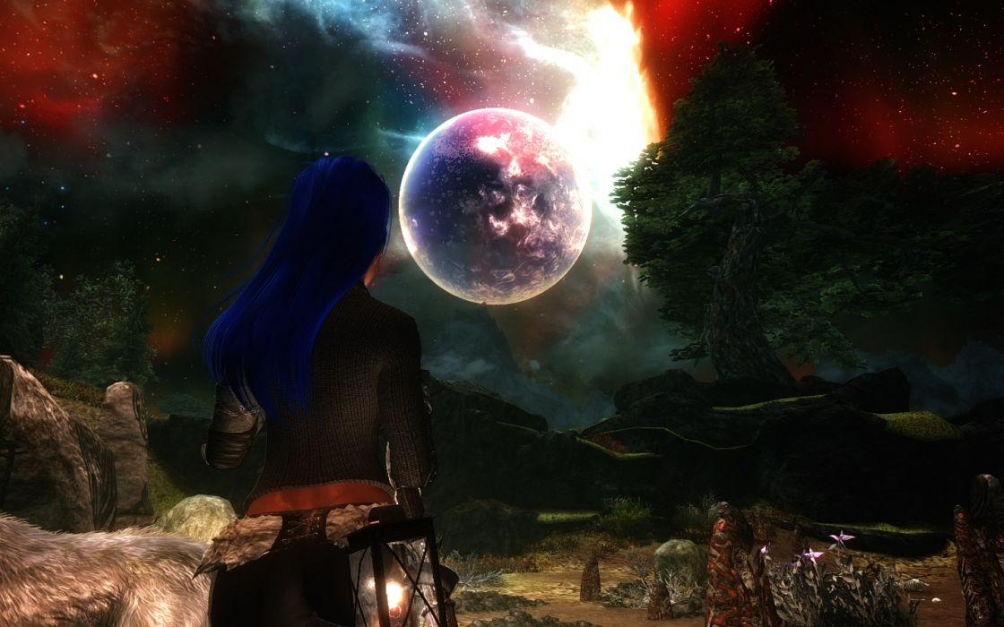 SKYRIM elder scrolls fantasy (41) wallpaper