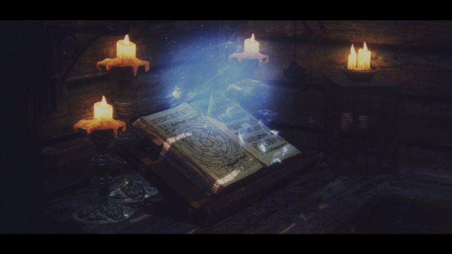 SKYRIM elder scrolls fantasy (89) wallpaper