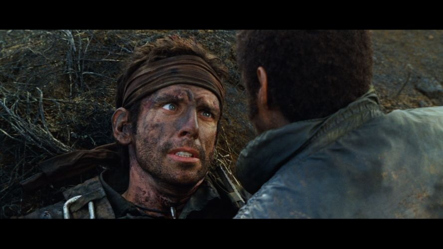 TROPIC THUNDER action comedy military weapon (31) wallpaper