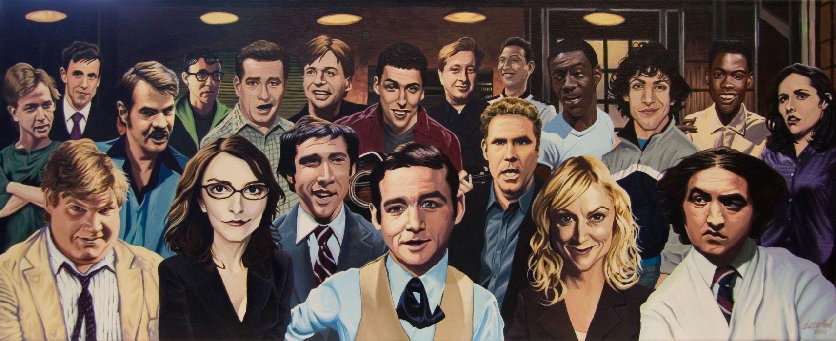 SATURDAY-NIGHT-LIVE comedy television humor funny (47) wallpaper