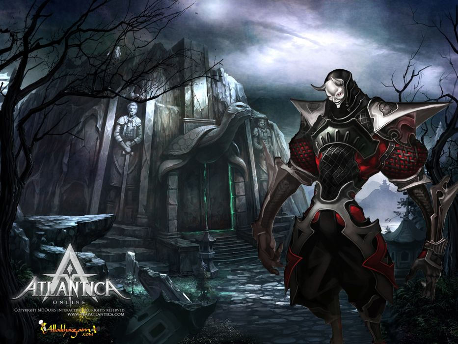ATLANTICA ONLINE fantasy adventure anime (3) wallpaper