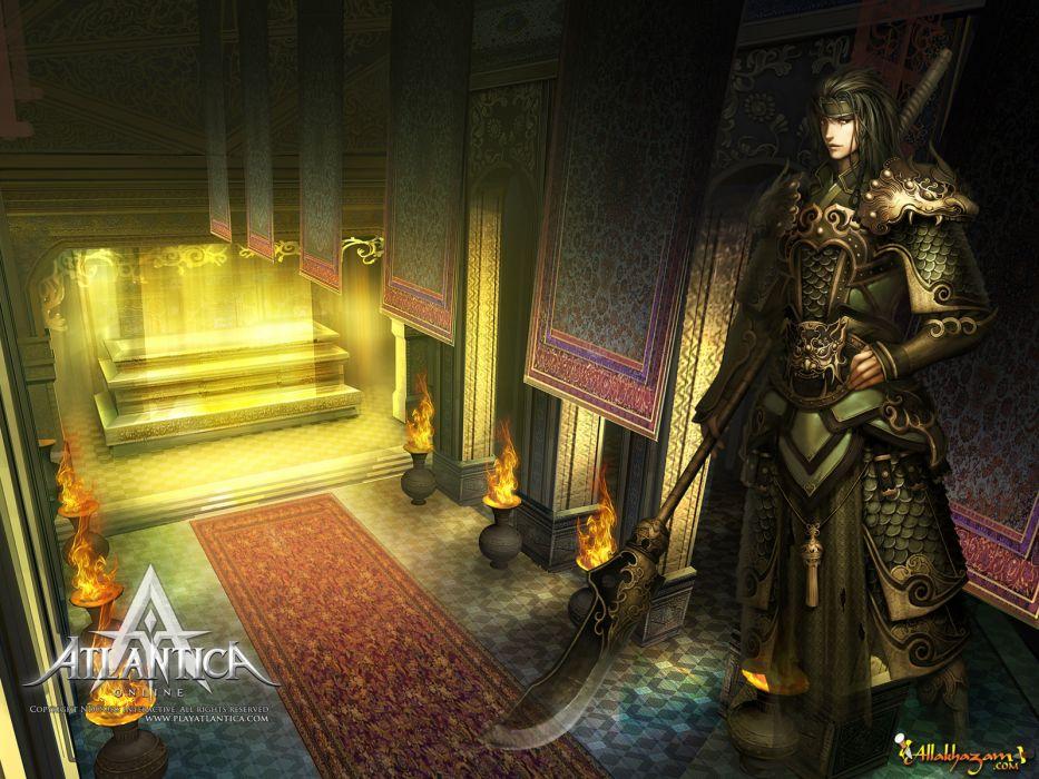 ATLANTICA ONLINE fantasy adventure anime (4) wallpaper