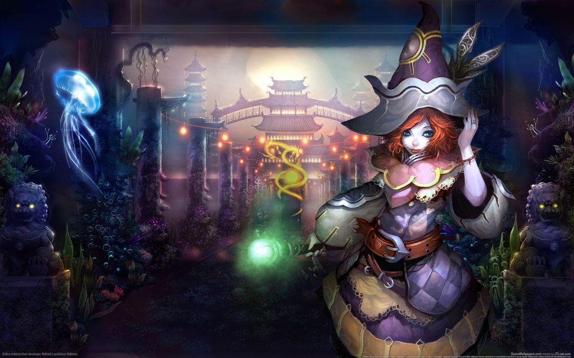 ATLANTICA ONLINE fantasy adventure anime (10) wallpaper