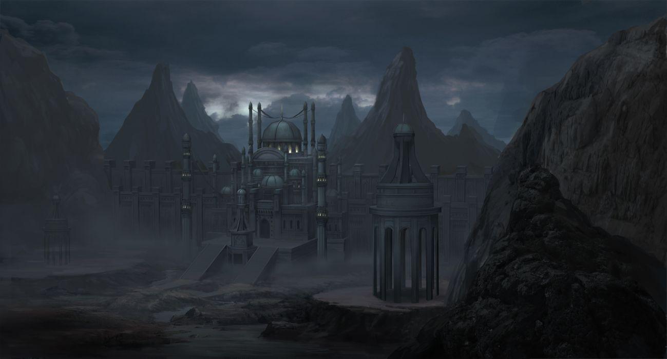 ATLANTICA ONLINE fantasy adventure anime (12) wallpaper