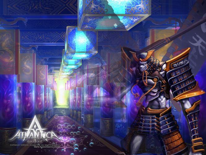 ATLANTICA ONLINE fantasy adventure anime (25) wallpaper