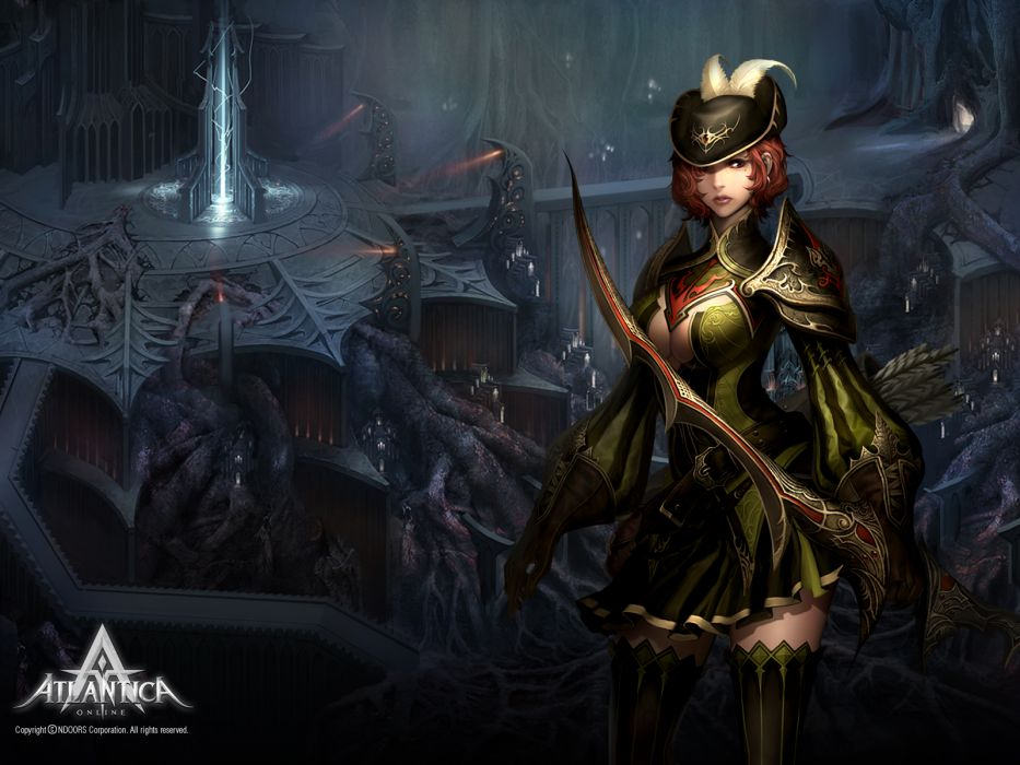 ATLANTICA ONLINE fantasy adventure anime (28) wallpaper