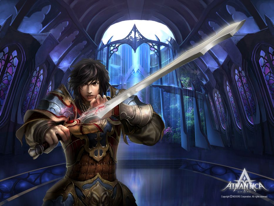 ATLANTICA ONLINE fantasy adventure anime (30) wallpaper