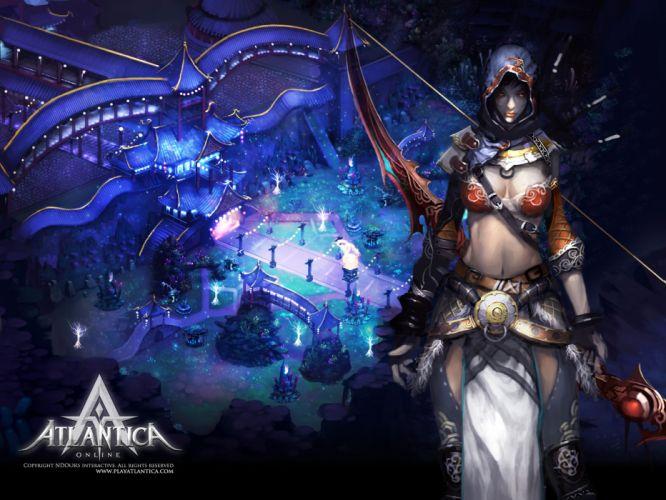 ATLANTICA ONLINE fantasy adventure anime (32) wallpaper