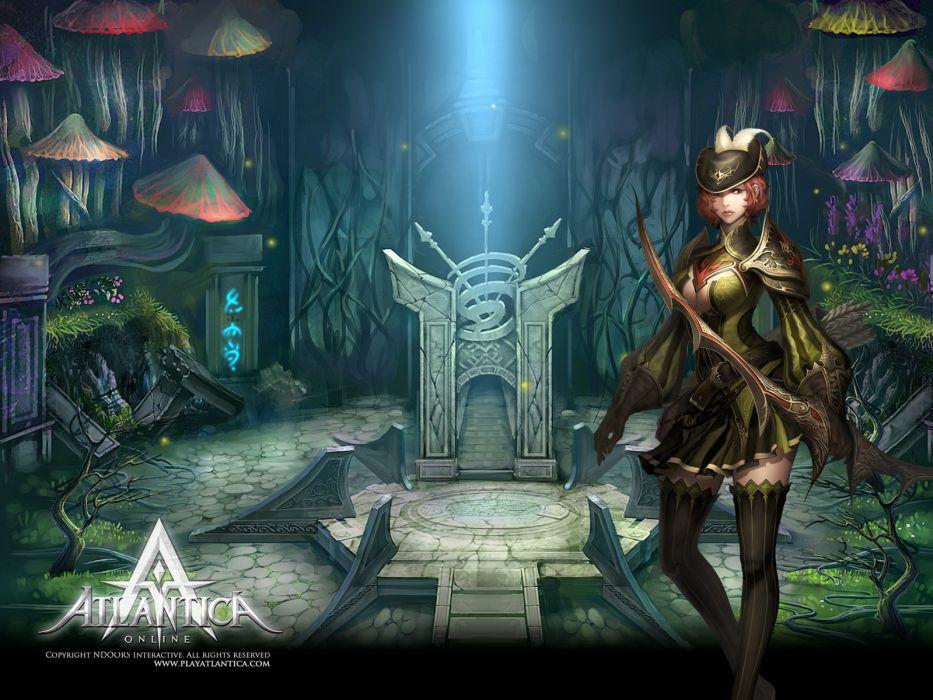 ATLANTICA ONLINE fantasy adventure anime (35) wallpaper