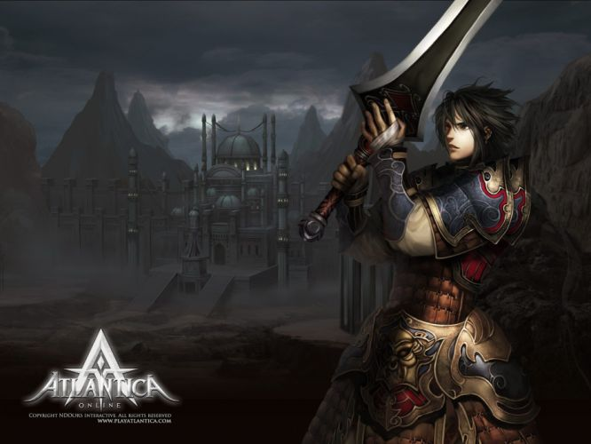 ATLANTICA ONLINE fantasy adventure anime (41) wallpaper