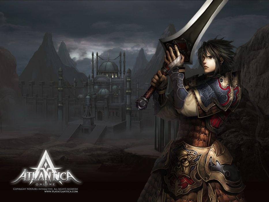 ATLANTICA ONLINE fantasy adventure anime (41) wallpaper