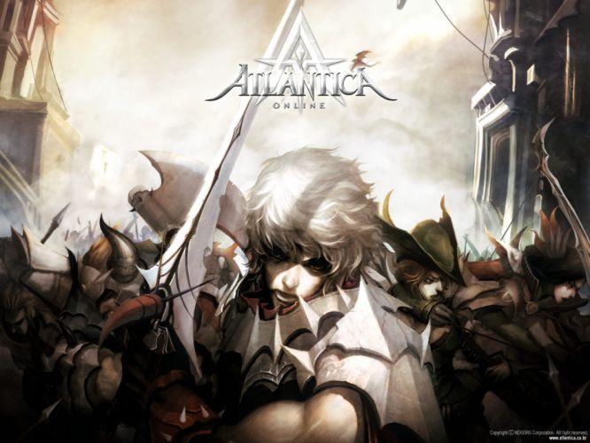 ATLANTICA ONLINE fantasy adventure anime (43) wallpaper