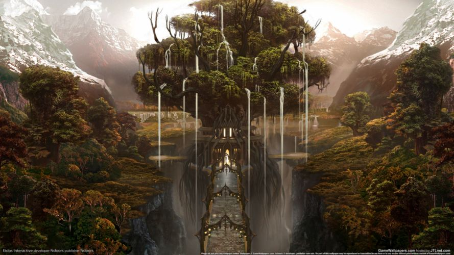 ATLANTICA ONLINE fantasy adventure anime (45) wallpaper