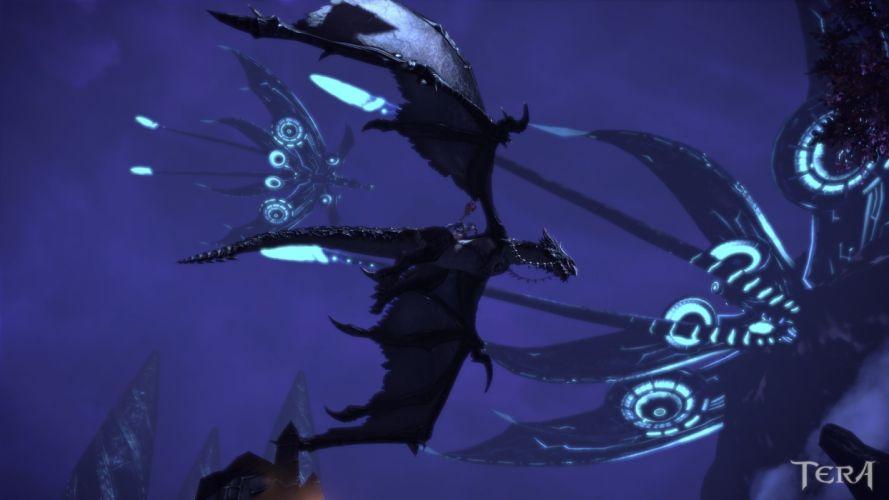 TERA ONLINE fantasy adventure game (1) wallpaper