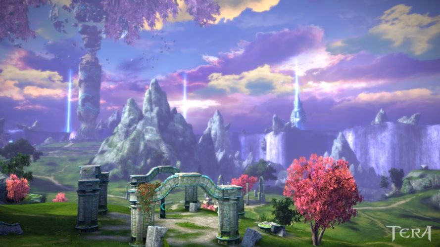 TERA ONLINE fantasy adventure game (5) wallpaper