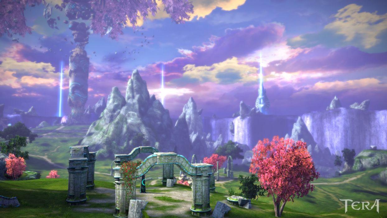 TERA ONLINE fantasy adventure game (5) wallpaper