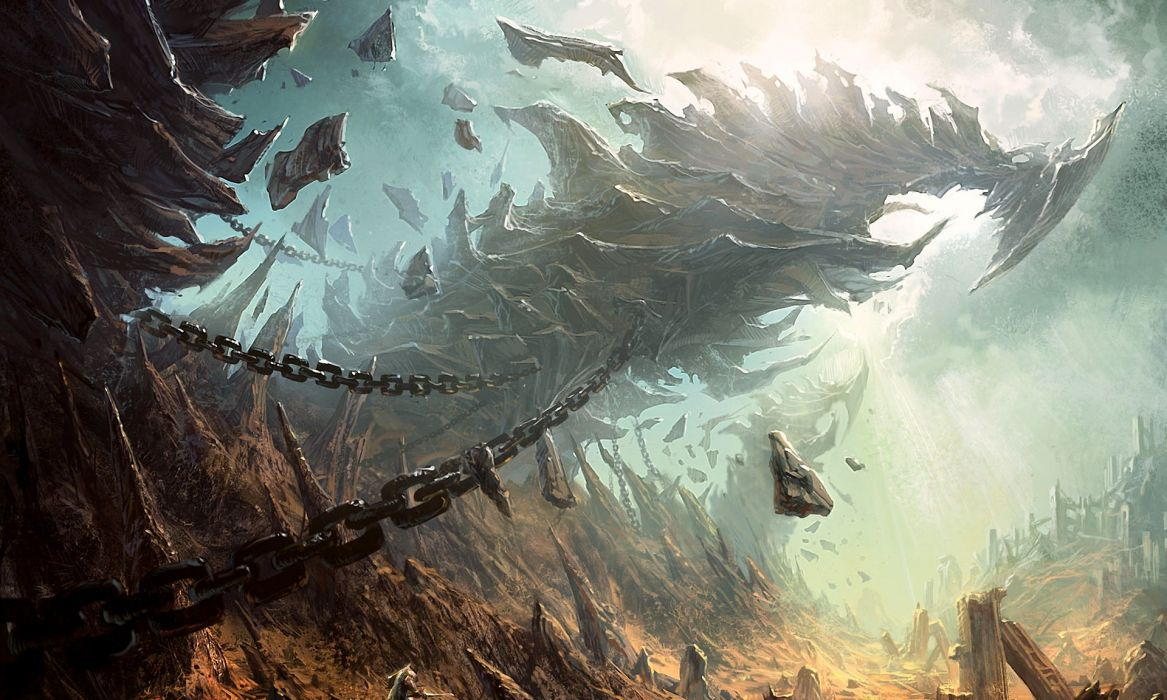 TERA ONLINE fantasy adventure game (8) wallpaper
