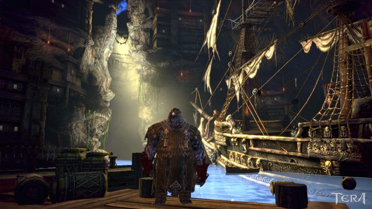 TERA ONLINE fantasy adventure game (10) wallpaper