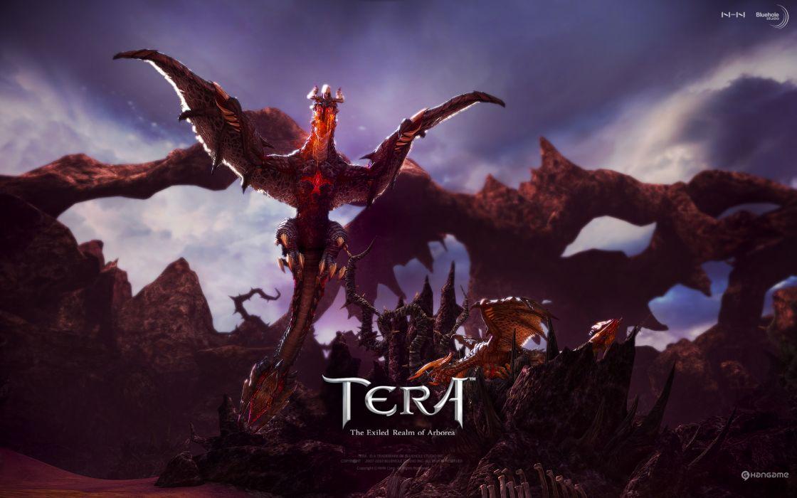 TERA ONLINE fantasy adventure game (9) wallpaper