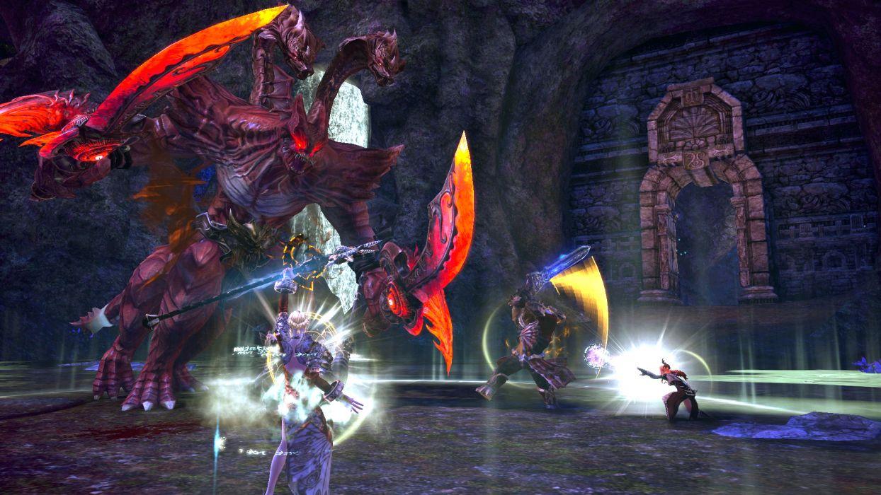 TERA ONLINE fantasy adventure game (15) wallpaper