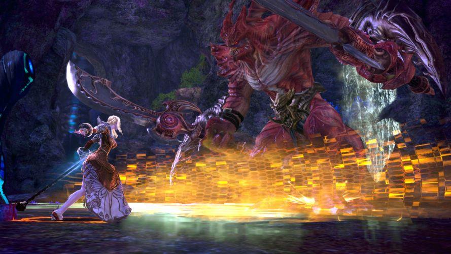 TERA ONLINE fantasy adventure game (13) wallpaper