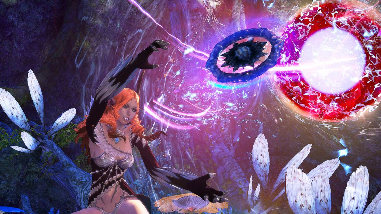 TERA ONLINE fantasy adventure game (16) wallpaper