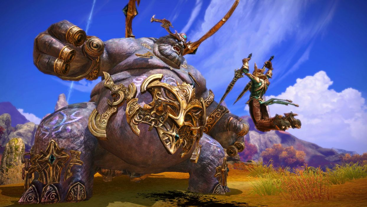 TERA ONLINE fantasy adventure game (25) wallpaper