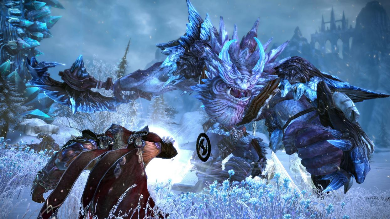 TERA ONLINE fantasy adventure game (41) wallpaper