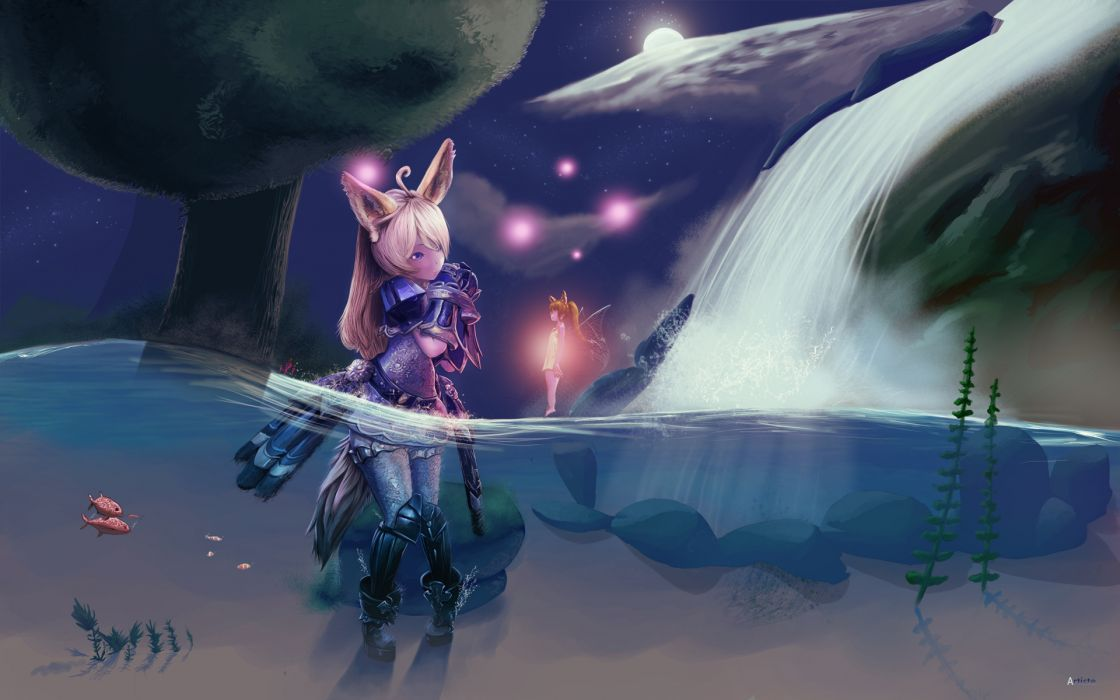 TERA ONLINE fantasy adventure game (46) wallpaper