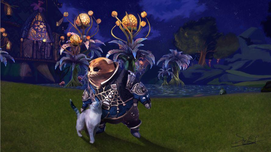 TERA ONLINE fantasy adventure game (45) wallpaper
