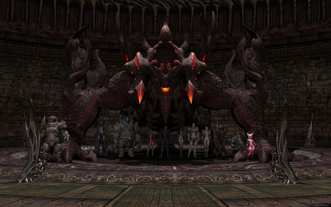 TERA ONLINE fantasy adventure game (49) wallpaper