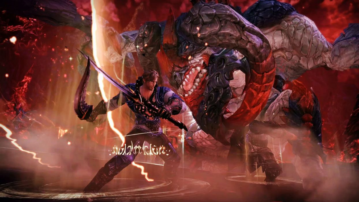 TERA ONLINE fantasy adventure game (52) wallpaper