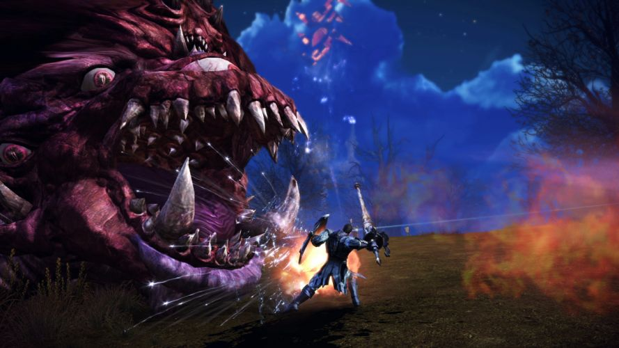 TERA ONLINE fantasy adventure game (51) wallpaper