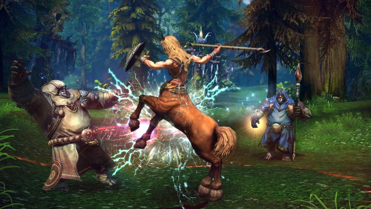 TERA ONLINE fantasy adventure game (59) wallpaper
