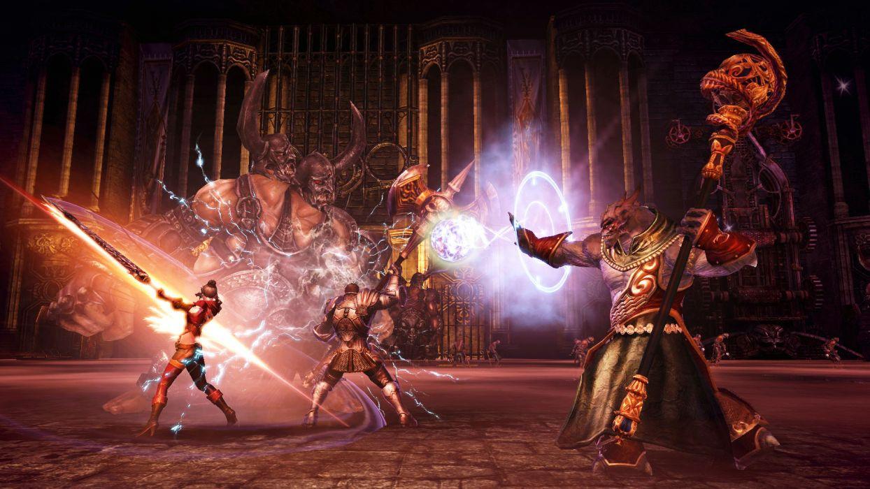 TERA ONLINE fantasy adventure game (60) wallpaper