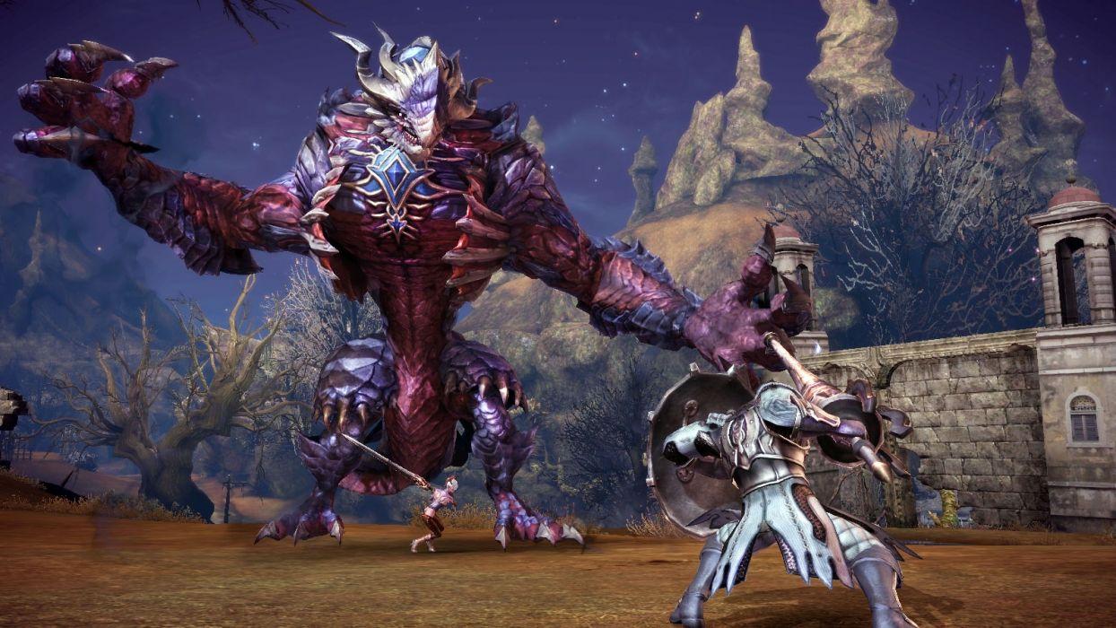 TERA ONLINE fantasy adventure game (61) wallpaper