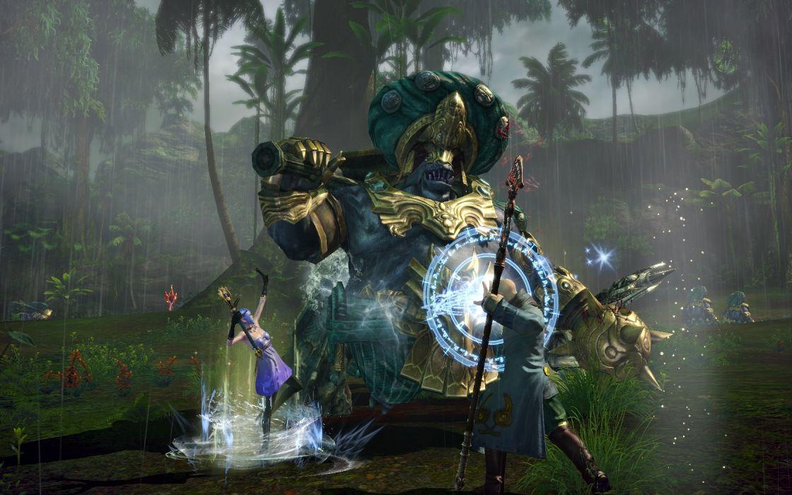 TERA ONLINE fantasy adventure game (62) wallpaper