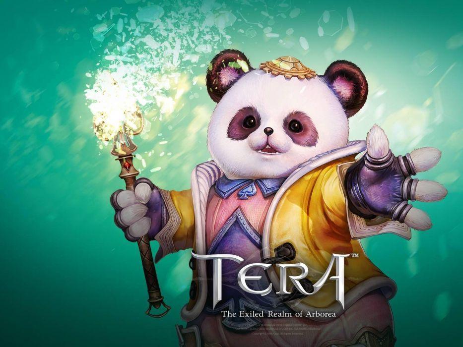 TERA ONLINE fantasy adventure game (64) wallpaper