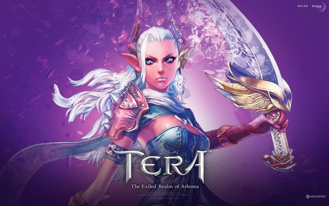 TERA ONLINE fantasy adventure game (66) wallpaper