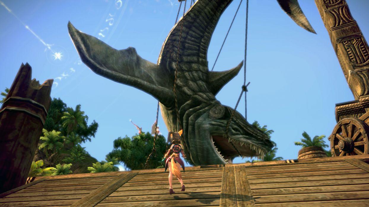 TERA ONLINE fantasy adventure game (67) wallpaper