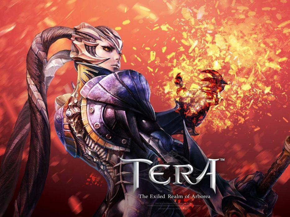TERA ONLINE fantasy adventure game (68) wallpaper