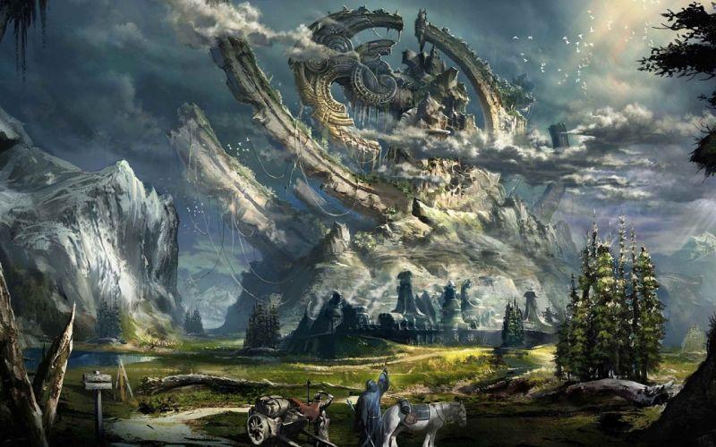 TERA ONLINE fantasy adventure game (72) wallpaper