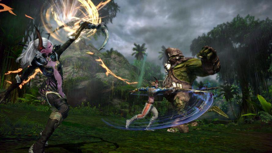 TERA ONLINE fantasy adventure game (74) wallpaper