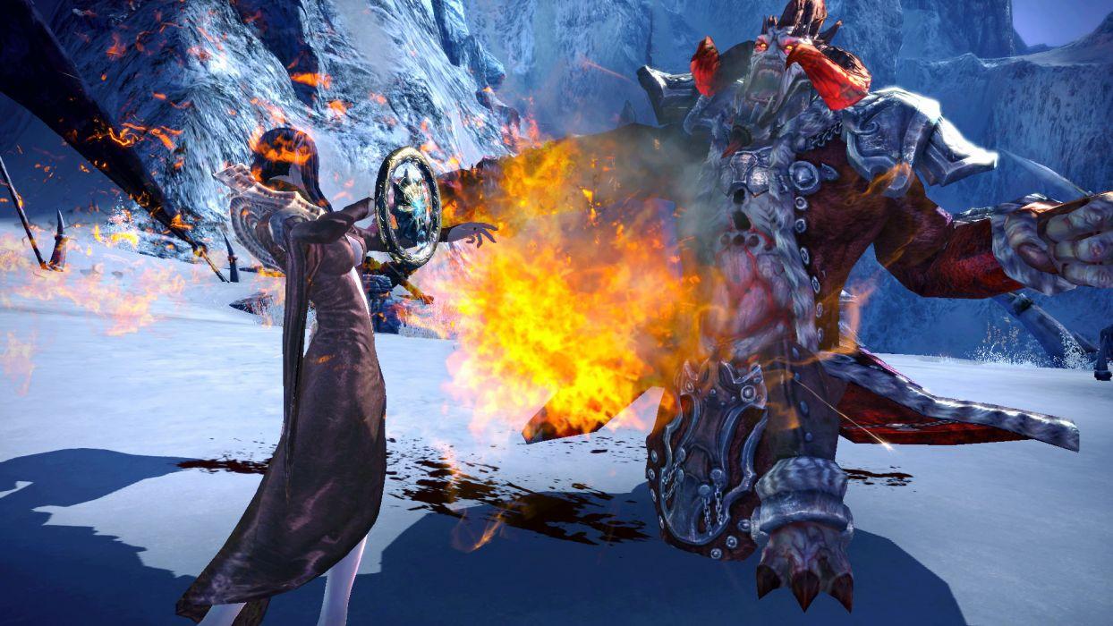 TERA ONLINE fantasy adventure game (83) wallpaper