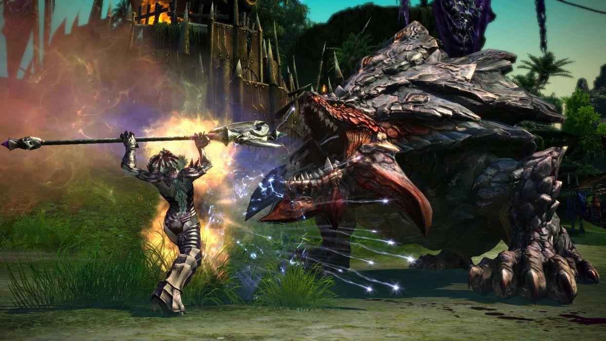 TERA ONLINE fantasy adventure game (91) wallpaper