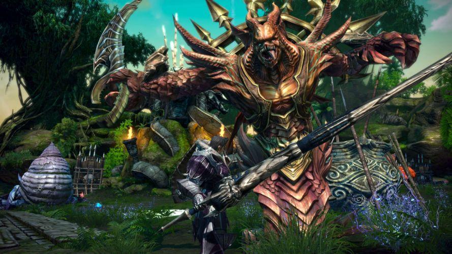 TERA ONLINE fantasy adventure game (92) wallpaper