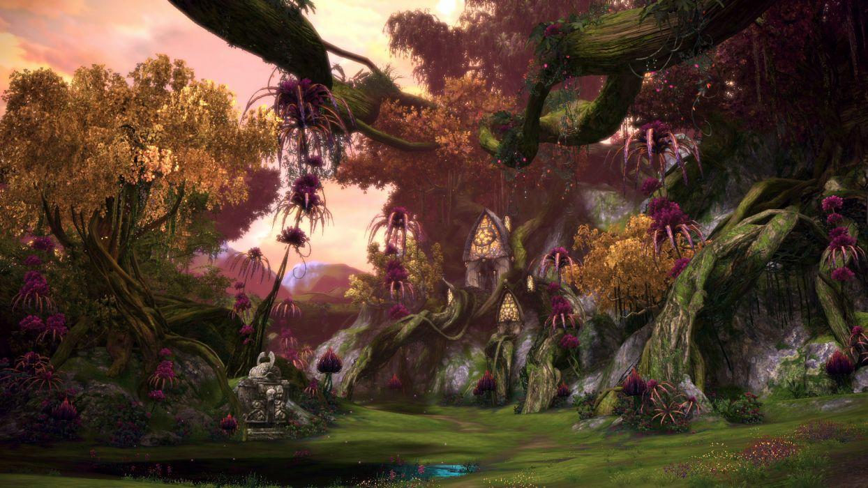 TERA ONLINE fantasy adventure game (95) wallpaper