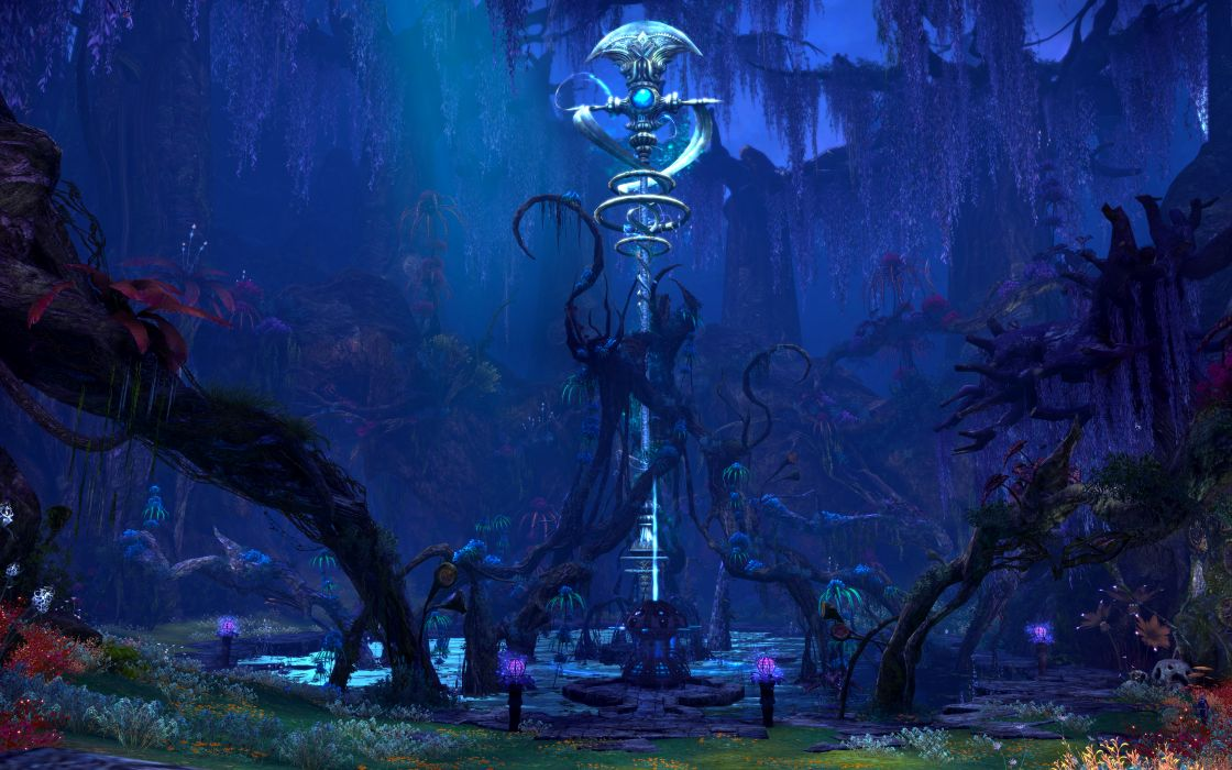 TERA ONLINE fantasy adventure game (93) wallpaper