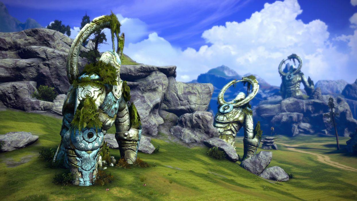 TERA ONLINE fantasy adventure game (96) wallpaper